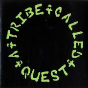 Click here for more info about 'A Tribe Called Quest - Bonita Applebum - Green vinyl'
