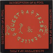 Click here for more info about 'A Tribe Called Quest - Description Of A Fool'