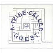 Click here for more info about 'A Tribe Called Quest - Find A Way'