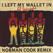 Click here for more info about 'A Tribe Called Quest - I Left My Wallet In El Segundo'