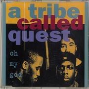 Click here for more info about 'A Tribe Called Quest - Oh My God'