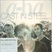 Click here for more info about 'A-Ha - Cast In Steel - Sealed Deluxe Edition'