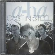 Click here for more info about 'A-Ha - Cast In Steel'