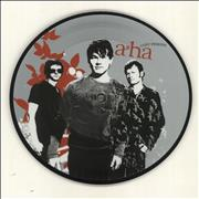 """A-Ha Cosy Prisons UK 7"""" picture disc"""
