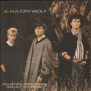 Click here for more info about 'Cry Wolf - Fold Out Sleeve'