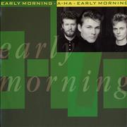 Click here for more info about 'A-Ha - Early Morning'