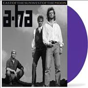 Click here for more info about 'A-Ha - East Of The Sun - NAD 2020 - 180 Gm Purple Vinyl - Sealed'