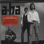 Click here for more info about 'A-Ha - East Of The Sun, West Of The Moon - Sealed Deluxe Edition'