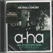 Click here for more info about 'A-Ha - Ending On A High Note - The Final Concert'