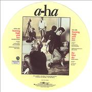 Click here for more info about 'A-Ha - Hunting High And Low'
