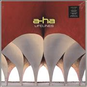 Click here for more info about 'A-Ha - Lifelines - 180gm Vinyl - Sealed'