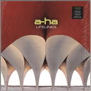Click here for more info about 'A-Ha - Lifelines - 180gm Vinyl'