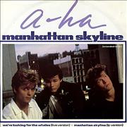 Click here for more info about 'A-Ha - Manhattan Skyline - Extended Remix'
