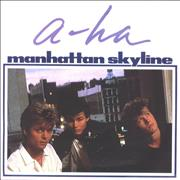 Click here for more info about 'A-Ha - Manhattan Skyline'