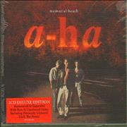 Click here for more info about 'A-Ha - Memorial Beach - Deluxe Edition'
