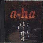 Click here for more info about 'A-Ha - Memorial Beach'