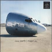A-Ha Minor Earth Major Sky - 180gm Vinyl - Sealed UK 2-LP vinyl set