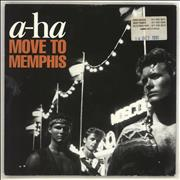 Click here for more info about 'A-Ha - Move To Memphis'