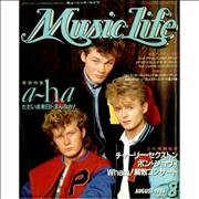 Click here for more info about 'A-Ha - Music Life'