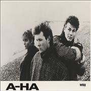 Click here for more info about 'A-Ha - Publicity Photograph'