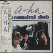 Click here for more info about 'A-Ha - Scoundrel Club - Sealed'