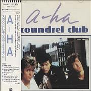 Click here for more info about 'A-Ha - Scoundrel Club'