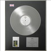 Click here for more info about 'A-Ha - Scoundrel Days - Platinum'