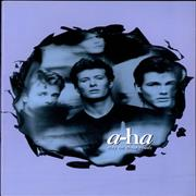 Click here for more info about 'A-Ha - Stay On These Roads + Ticket Stub'