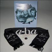 Click here for more info about 'A-Ha - Stay On These Roads - World Tour 1988'