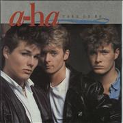 Click here for more info about 'A-Ha - Take On Me - 1st'