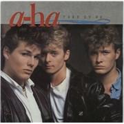 "A-Ha Take On Me - 1st UK 7"" vinyl"