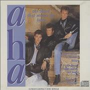Click here for more info about 'A-Ha - The Blood That Moves The Body'