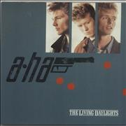 Click here for more info about 'A-Ha - The Living Daylights - Solid'