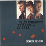 Click here for more info about 'A-Ha - The Living Daylights'
