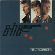 Click here for more info about 'A-Ha - The Living Daylights - injection'