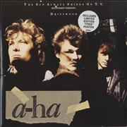 Click here for more info about 'A-Ha - The Sun Always Shines + Poster'