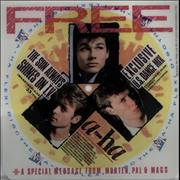 Click here for more info about 'A-Ha - The Sun Always Shines On T.V. - Flexi'
