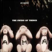 Click here for more info about 'A-Ha - The Swing Of Things - Twenty Years With A-Ha + Picture CD'