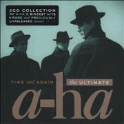 Click here for more info about 'A-Ha - Time And Again (The Ultimate a-ha) - Sealed'