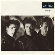 Click here for more info about 'A-Ha - Touchy! (Go-Go Mix)'