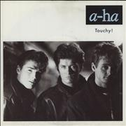 Click here for more info about 'A-Ha - Touchy'