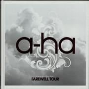 Click here for more info about 'A-Ha - Tour Programmes - Three'
