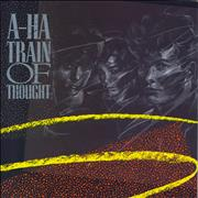 Click here for more info about 'A-Ha - Train Of Thought - Solid'