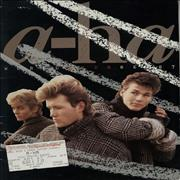 Click here for more info about 'A-Ha - World Tour 86/87 + Ticket stub'