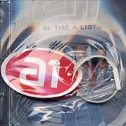 Click here for more info about 'A1 - The A List - keyring & poster'