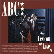 Click here for more info about 'ABC - The Lexicon Of Love II - Heavyweight vinyl'