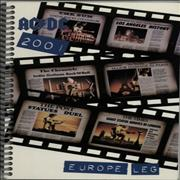 Click here for more info about 'AC/DC - 2001 World Tour - Europe Leg'