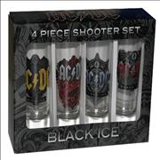 Click here for more info about 'AC/DC - 4 Piece Shooter Set [Black Ice]'