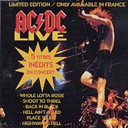 Click here for more info about 'AC/DC - 5 Titres Inedits En Concert'