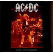 Click here for more info about 'AC/DC - Are You Ready - P/S'